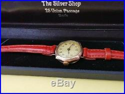 Vintage Ladies Rolex Manual watch 9ct Gold/parts and repairs