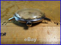 Vintage Longines Automatic Watch (Parts/Repair) Free S&H USA