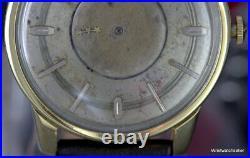 Vintage Longines Conquest Power Reserve Calibre 294 Incomplete For Parts Repair