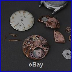 Vintage OMEGA Seamaster Watch Cal 267 Steel Case Ref 2937-1 Parts Repairs