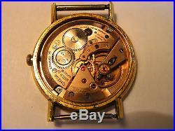 Vintage Omega Geneve 17j Swiss Wrist mens Watch 601 for ...