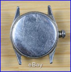 Vintage ROLEX Oyster Speedking Ref. 4220 Wind Watch Movement Parts FOR REPAIR