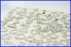 Vintage Rolex Parts For Parts And Repair Work MIX Lot Of Rolex Watches Parts