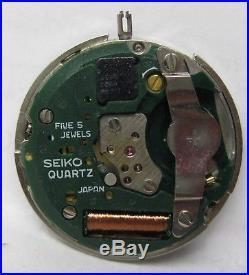 Vintage Seiko Golden Tuna 600m Diver Scuba Watch 7549-7009 For Parts Or Repair