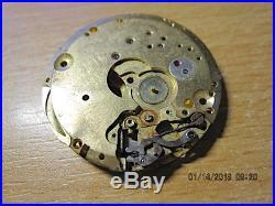 Vintage, Universal Geneve Chronograph, Cal. 285, Fix, Repair, Parts (2 Projects)