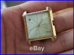 Vintage Watch DOXA GRAFIC MANUAL WIND FOR REPAIR PROJECT SPARE PARTS