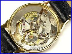 Vintage lecoultre futurematic as is for parts or repair as is parts or repair