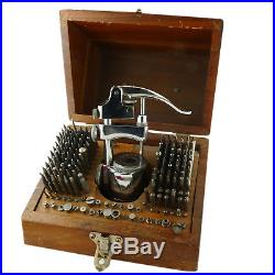 Watch-craft Ref. W369 Staking Kit Manuf. By C&e Marshall Co. For Parts/repairs