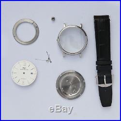Watch repair parts Portofino watch case kit fit eta 2824 2892 movement 40mm
