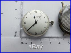 X305 Movimento IWC 60 case dial Running Working sold for parts or repair