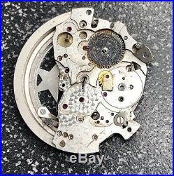 Zenith el primero cal 400 chronograph non working, parts repair project