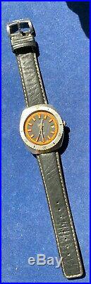 Zodiac'70 SeaWolf Diver 20 ATM 722.906 Automatic for repair and parts